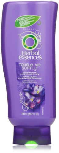 Herbal Essences Tousle Me Softly Hair Conditioner For A Tousled Look 23.7 Fl Oz (Pack of 3) ()