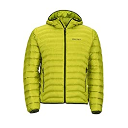 Marmot Tullus Hoody Men's Winter Puffer Jacket, Fill Power 600
