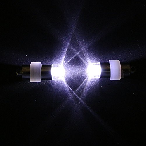 LED Water-proof Mini Vase Light.led Balloon Light (48, Wh...
