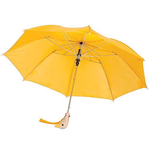 Vista Fashion Duck Handle Umbrella Yellow Duck Umbrella