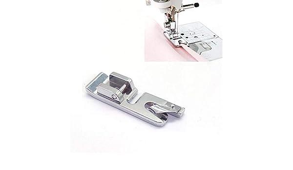 Ruffler prensatelas para máquina de coser Singer para Janome ...