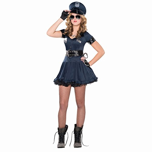 Teen Costumes - Locked N Loaded Costume - Teen Small