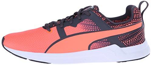 889178805378 - PUMA Women's Pulse XT Graphic 2 Running Sneaker, Fluorescent Peach/Periscope, 9 B US carousel main 4