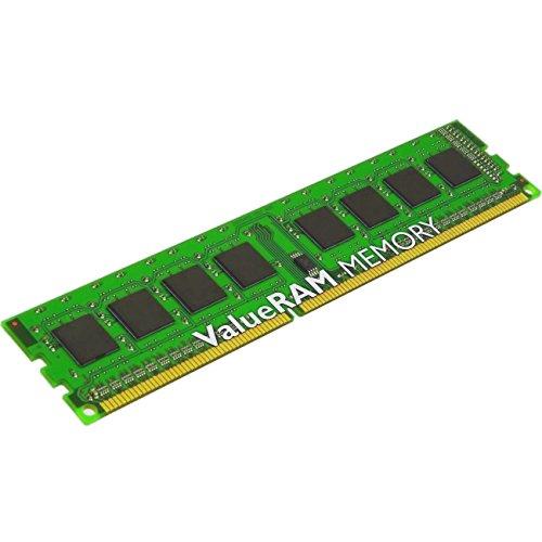 Kingston ValueRAM 4GB 1600MHz DDR3 Non-ECC CL11 DIMM Desktop Memory KVR16N11/4