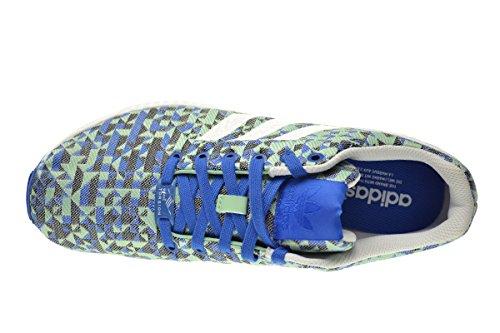 Scarpe Da Uomo Adidas Zx Weave Blu / Bianco / Nero B34474