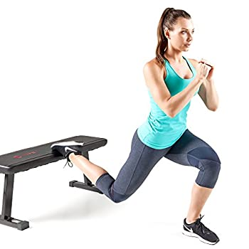 Marcy Flat Utility Weight Bench For Weight Training & Abs Exercises Sb-315 4