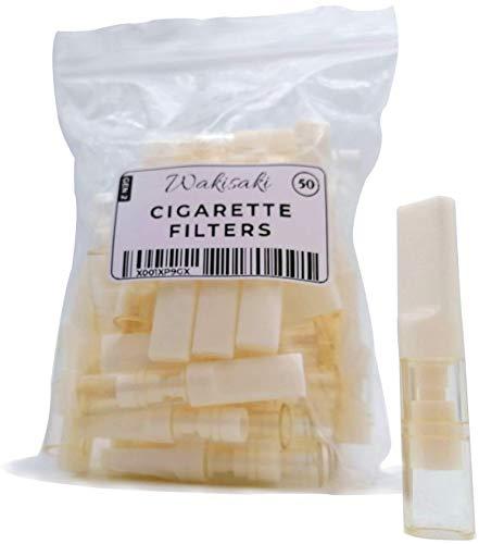 WAKISAKI (Gen-2) Disposable Cigarette Filters, Fits