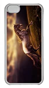 Animal - Horse Customized Case/Cover Fits iPhone 5C