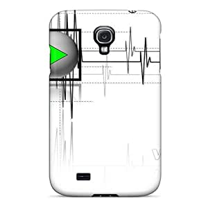 Tpu Phone Cases With Fashionable Look For Galaxy S4 -