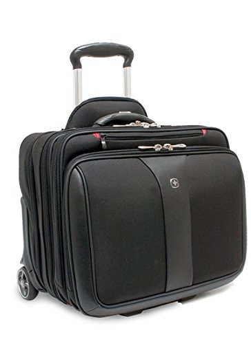 Wenger Patriot 17-Inch Roller 2-Piece Business Travel Set