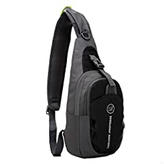 Product Category: Outdoor Bag, Chest Bag, Leisure bag, Casual bag, Sling Bag, Day Pack, Hiking Daypacks Brand: G7Explorer Style: Fashion Casual Sport Material: Water-repellent,Rain-proof and Tear-resistant Nylon Color: Black, Blue, Apple gree...
