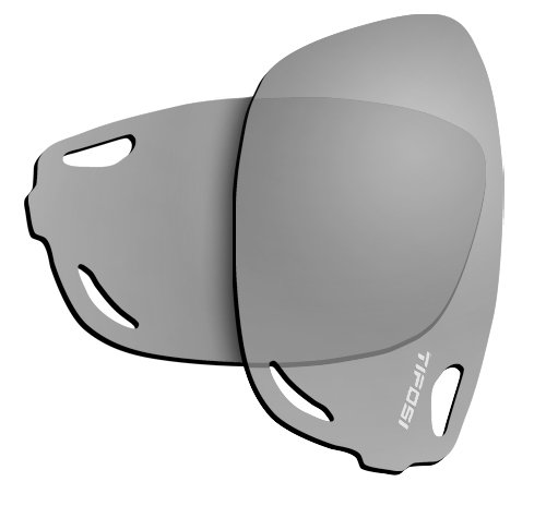 Tifosi Dolomite 2.0 Replacement Lenses Dolomite 2.0 / Smoke - Sunglasses Tifosi Replacement Lenses