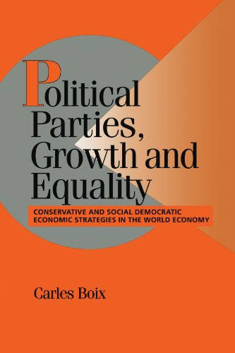 Political Parties, Growth and Equality: Conservative and Social