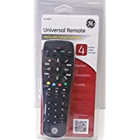 Ge 4 Device Universal Remote