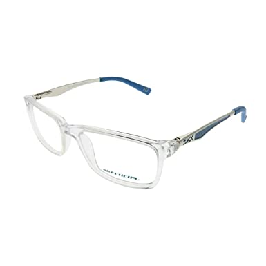 34f83369bf Amazon.com  SKECHERS Eyeglasses SK 1078 Clear 50MM  Clothing