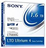 SONLTX800 - Sony LTO4 Ultrium 1.6TB Data Cartridge