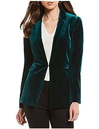 Charm Velvet Jacket