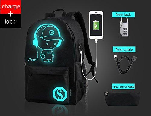 electronics backpack - 8