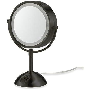 Amazon Com Conair Illuminations Makeup Mirror Be103brd