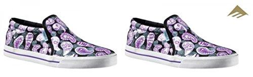 Emerica Skateboard Schuhe Slip Ons Ridgemont