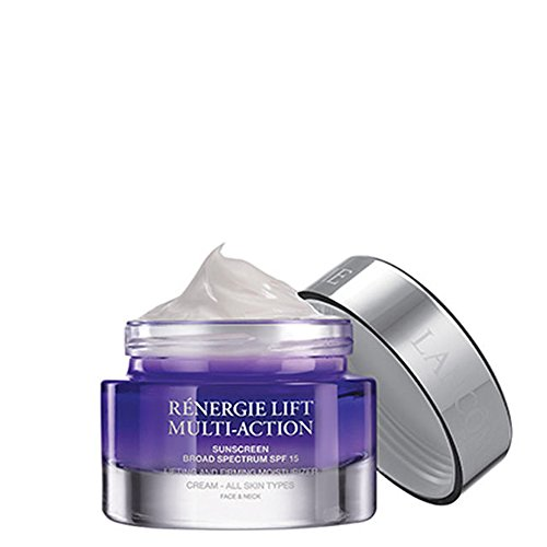 1.7 Ounce Renergie Cream (Lancôme Rénergie Lift Multi-Action Lifting and Firming Light Moisturizer Cream 1.7 fl oz)
