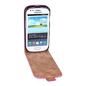 Funda para Samsung Galaxy S3 mini I8190 violet