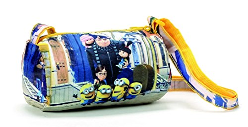 Coriex FAMILY Disney Minions Trolley-Tasche Kinder-Sporttasche G94056 MC, 18 cm, Multicolor