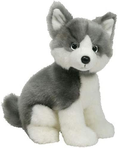 Amazon Com Ty Classic Plush Boomtown The Husky Toys Games