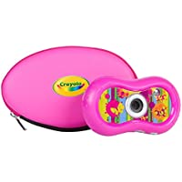 Crayola Digital Camera Kit - Color and Style May Vary