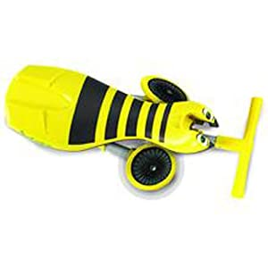 Scuttlebug Ride On - Walking Tricycle with a Foldable Design - Yellow
