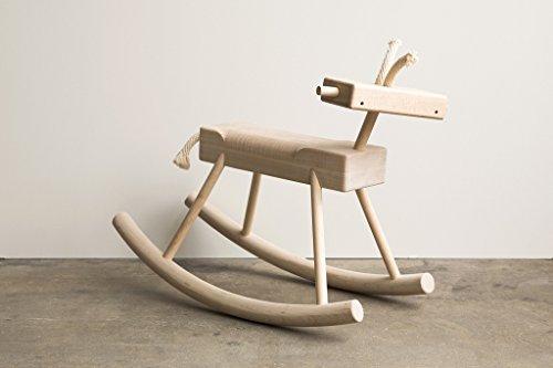 Robot Monkey Rocking Horse by Monroe Workshop Toys