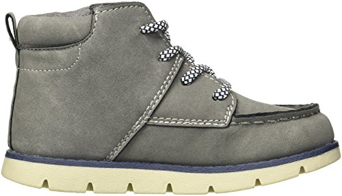 Pictures of OshKosh B'Gosh Boys' Wildon Ankle Boot, Charcoal, 8 M US Toddler 3