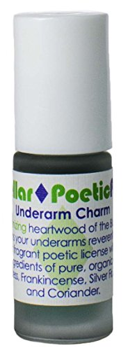 Living Libations – Organic Wildcrafted Poetic Pits Deodorant Stellar, 5 ml