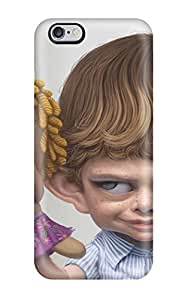 Hot New Humor Cartoon Case Cover For Iphone 6 Plus With Perfect Design
