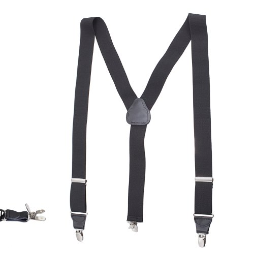 Many Styles and Color Options Suspender for Women Elastic Adjustable Y-Back X-Back With Leather Trim