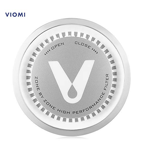 VIOMI VF1 - CB Herbaceous Refrigerator Air Clean Filter Sterilization SILVER