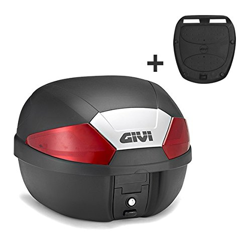 Top Case Kymco Grand Dink 50/125/250/300 Givi B29N Monolock 29 liters black