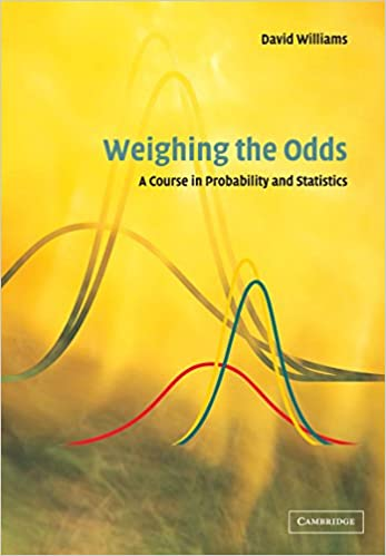 Weighing the odds a course in probability and statistics 1 david weighing the odds a course in probability and statistics 1st edition kindle edition fandeluxe Gallery