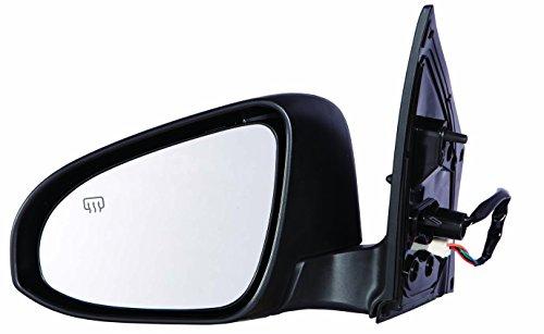 Corolla Driver Mirror Toyota - DEPO 312-5441L3EBH Toyota Corolla Driver Side Heated Power Mirror with Turn Signal Lamp