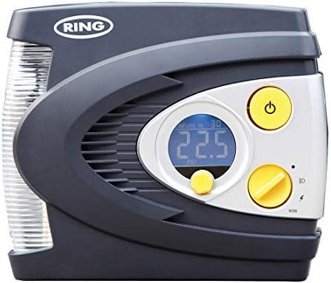 Ring RAC635 Compresor de Aire Digital Preconfigurado con Caja ...