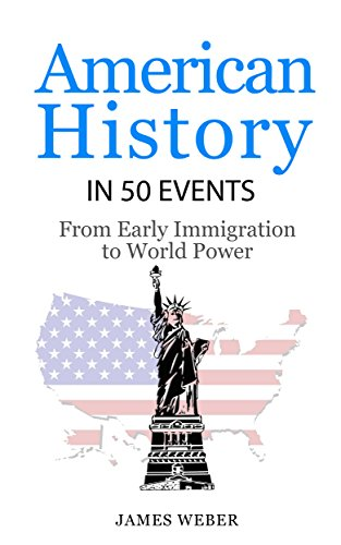 History American Events First Immigration ebook product image
