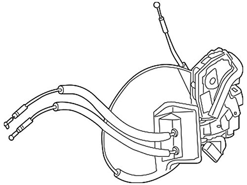 5 Wire Lock Actuator Wiring