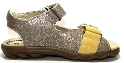 Richter Kinderschuhe 12.2704.1991 Mädchen Sandalen/Outdoor-Sandalen Gold (gold/grape)