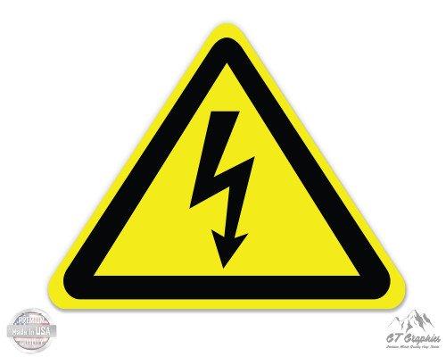 Danger Hard Case (High Voltage Warning Danger Sign Do Not Enter - 3