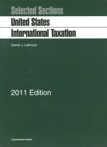 Selected Sections on United States International...
