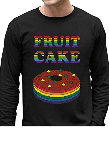 fruit cake ugly christmas sweater - 6