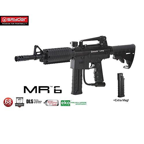 (Spyder MR6 Paintball Gun)