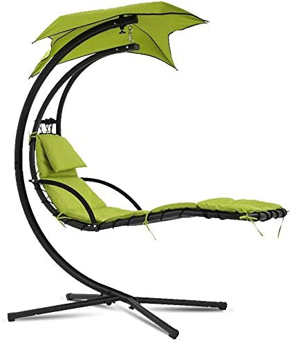 Patio Chair Hammock Chair Hanging Chairs Indoor Outdoor Swing Lounge Chair
