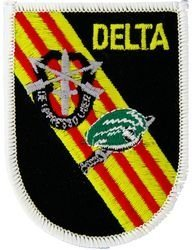 Amazon.com: U.S. Army Delta Force Patch