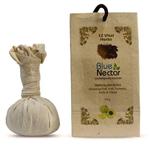 Blue Nectar Ayurvedic Slimming & Anti Cellulite Potli for Weight Management (175 g)